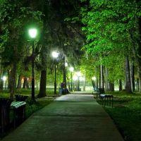 Догорога к озеру, Зеленодольск