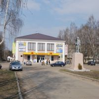 Бывший кинотеатр Россия, Зеленодольск