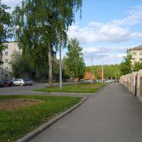 Дорога к озеру, Зеленодольск