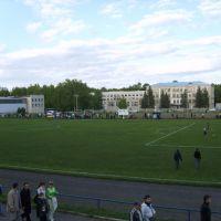 Стадион Авангард, Зеленодольск