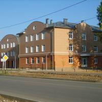 Музыкальная школа в Зеленодольске, Зеленодольск