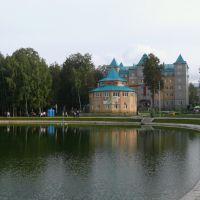 City Lake 2, Зеленодольск