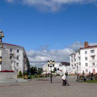 main square 2, Зеленодольск