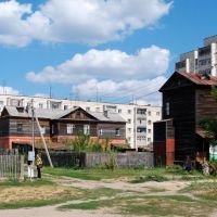 old area - 4, Зеленодольск