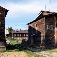 old area - 7, Зеленодольск
