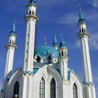 Kazan mit den Halbmonde..., Казань