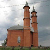 Мечеть в Камском Устье, Камское Устье