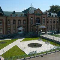 Ж/д вокзал г.Нурлат, Куйбышев