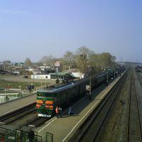train №355 Moscow - Ufa., Куйбышев