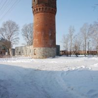 Водонапорная башня, Куйбышев
