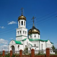 Храм в Нурлате, Куйбышев