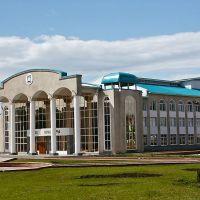 Дворец культуры в Нурлате, Куйбышев