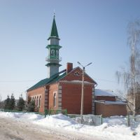 Мечеть, Куйбышев