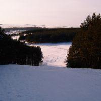 Горнолыжка близ Кукмора, Кукмод