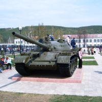 Танк в парке Победы, Кукмор