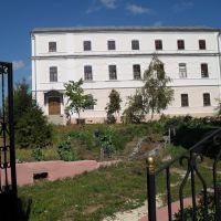 Лаишевская библиотека, бывшее здание монастыря, Лаишево