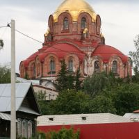 Church in Laishevo, Лаишево