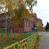 октябрь, Лаишево