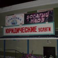 Юристы как бы намекают на свои доходы, Лаишево