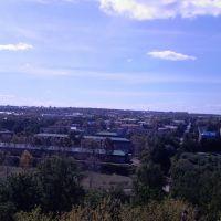 Утро над лениногорском, Лениногорск