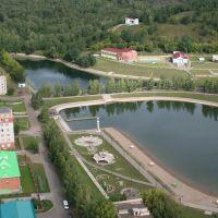 Зона отдыха с вертолёта, Лениногорск