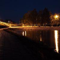 *** Спящий пруд ***, Лениногорск