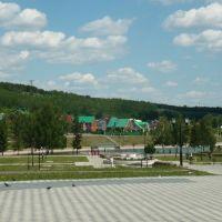 Вид на склон холма, Лениногорск