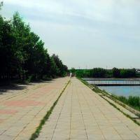 Камышлинский пляж, Лениногорск