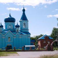 Классический вид Ксенинской церкви, Мамадыш