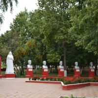 Мамадыш, памятник Скорбящим матерям, Мамадыш