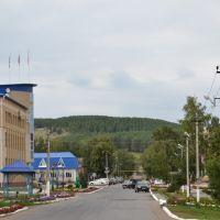 Мамадыш, вид на гору Пузанку, Мамадыш