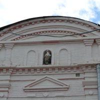 Старый Мамадыш, аист в окне, Мамадыш
