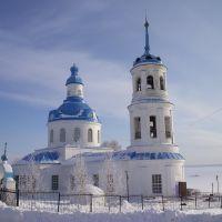 Богоявленский храм, г.Менделеевск, Менделеевск