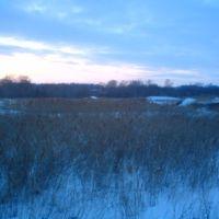 Отчесные озера, Менделеевск