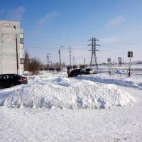Менделеевск (зима 2012), Менделеевск