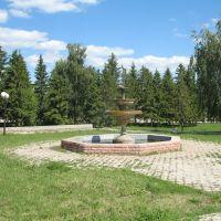 Фонтан, Мензелинск