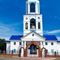 Церковь с курантами, Мензелинск