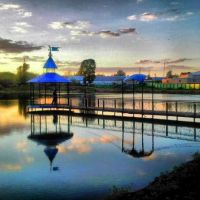 Городское озеро, Мензелинск