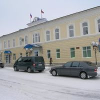 Администрация, Мензелинск