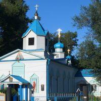 Церковь Казанской иконы Божьей Матери в Мензелинске, Мензелинск