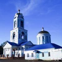 Никольский кафедральный собор в Мензелинске, Мензелинск