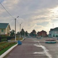 Муслюмово.Улица Пушкина, Муслюмово