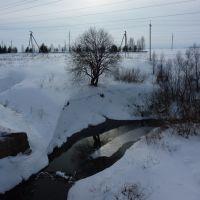 река Студенец, Новошешминск