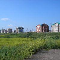 Новые дома., Нурлат