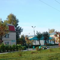 Нурлат, ул Гиматдинова Г.К., Нурлат