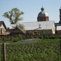 Церковь в Рыбной Слободе, Рыбная Слобода