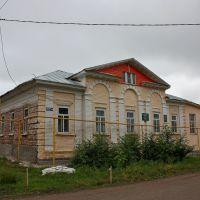 Тетюши-усадьба купца А.М.Калсанова, Тетюши