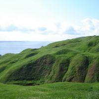Волжский берег около г. Тетюши, Тетюши