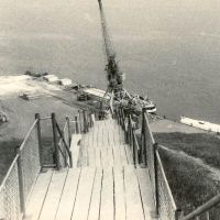1986 год. Лестница в Тетюшах, Тетюши