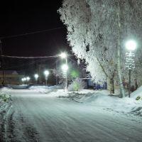 Зима в Тетюшах, Тетюши